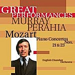 Murray Perahia Mozart: Concertos For Piano Nos. 21 & 23