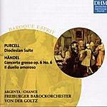 Gottfried Von Der Goltz Purcell,Händel: Suite/Concerto