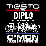 Tiësto C'mon (Catch 'em By Surprise) [Feat. Busta Rhymes]