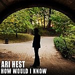 Ari Hest How Would I Know