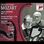 Isaac Stern Mozart: Violin Concertos No. 1 - 5, Sinfonia Concertante, Concertone