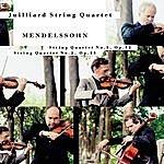Juilliard String Quartet Mendelssohn: String Quartets Nos. 1 & 2