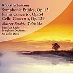 Murray Perahia Robert Schummann Symphonic Etudes, Op. 13