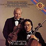 Yo-Yo Ma Brahms: Concerto For Violin, Cello And Orchestra In A Minor, Op. 102 & Piano Quartet No. 3 In C Minor, Op. 60