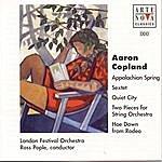 Ross Pople Copland: Appalachian Spring/Quiet City/Rodeo Etc.