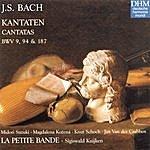 La Petite Bande Bach, J.S.: Cantatas