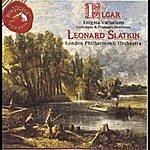 Leonard Slatkin Elgar: Enigma Variations/Cockaigne & Froissart Overtures