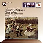 Eugene Ormandy Brahms: Symphony No. 1; Variations On A Theme By Haydn; Five Hungarian Dances
