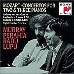 Murray Perahia Mozart: Concertos For 2 & 3 Pianos; Andante And Variations For Piano Four Hands