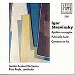 Ross Pople Stravinsky: Apollon Musagete / Pulcinella Suite