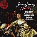 James Galway Quantz: 4 Concertos