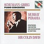 Murray Perahia Schumann, Grieg: Piano Concertos