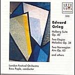 Ross Pople Grieg: Holberg Suite / 2 Norvegian Airs / Lyric Pieces Etc.