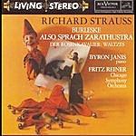 Fritz Reiner Strauss: Burleske; Also Sprach Zarathustra; Der Rosenkavalier: Waltzes