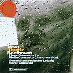 Gerhard Oppitz Beethoven: Piano Concerto No. 2, Violin Concerto