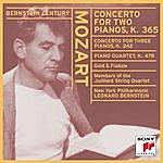 Leonard Bernstein Bernstein Plays And Conducts Mozart