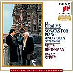 Isaac Stern The Complete Brahms Sonatas For Violin And Piano & Scherzo For Violin And Piano