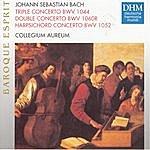 Collegium Aureum J.S. Bach: Concertos