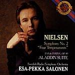 Esa-Pekka Salonen Nielsen: Symphony No. 2, Pan And Syrinx, Aladdin Suite