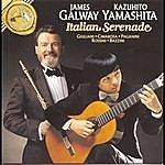 James Galway Italian Serenade: Giuliani, Cimarosa, Paganini, Rossini, Bazzini