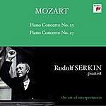 Murray Perahia Wolfgang Amadeus Mozart (1756-1791) - Concertos Pour Piano Et Orchestre N° 23 Et 27
