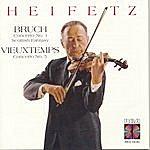 Jascha Heifetz Conciertos Para Violin