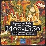 Pro Cantione Antiqua, London Century Classics IX: Chanson Der Liebe/Songs Of Love