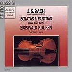 Sigiswald Kuijken Bach: Sonaten & Partiten (6)