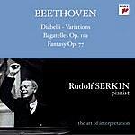 Daniel Varsano Ludwig Van Beethoven (1770-1827) Variations Diabelli