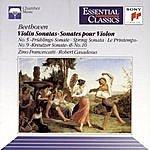 Zino Francescatti Beethoven: Violin Sonatas