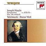 Tafelmusik Baroque Orchestra Symphonies Hob. I: 50, 64 & 65