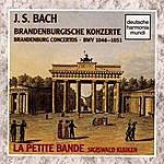 Sigiswald Kuijken Bach: Brandenburg Concerti