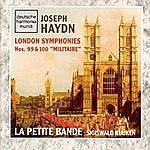 Sigiswald Kuijken Haydn: Symphonies 99 & 100