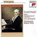 Tafelmusik Baroque Orchestra Paris Symphonies Hob. I: 85, 86 & 87