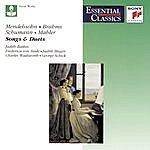 Judith Raskin Mendelssohn, Brahms, Schumann & Mahler: Songs And Duets