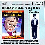 Armando Sciascia Orchestra Great Film Themes Of The '50s - Music For Cinema Vol. 1