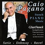 Caio Pagano French Piano Music