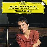Maria João Pires Mozart: Piano Sonatas K.310, K.333 & K.545