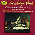 The English Concert Bach: Orchestral Suites (Overtures) Bwv 1066-1069 (Cd 11)