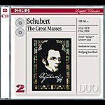 Helen Donath Schubert: The Great Masses (2 Cds)