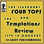 The Four Tops The Legendary Four Tops And The Temptations Review: Live In Concert 30 Great Performances