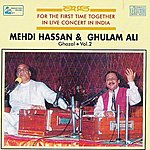 Mehdi Hassan Ghazal - For The First Time Together - Vol - 2