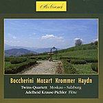 The Twins Boccherini, Mozart, Krommer, Haydn: Twins -Quartett Moskau-Salzburg