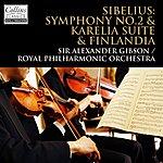 Sir Alexander Gibson Sibelius: Symphony No.2 & Karelia Suite & Finlandia
