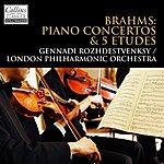 London Philharmonic Orchestra Brahms: Piano Quartet No.1 - Rachmaninov: Cinq Etudes Tableaux