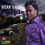 Purple Stay Low