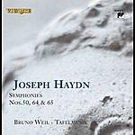 Bruno Weil Haydn: Symphonies Nos. 50, 64, 65
