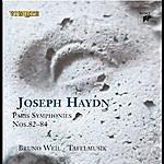 Bruno Weil Haydn: Paris Symphonies Nos. 82 - 84