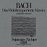 Sviatoslav Richter Bach: Das Wohltemperierte Klavier Vol. 2