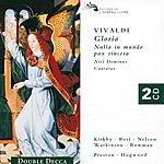 Emma Kirkby Vivaldi: Gloria/Nisi Dominus/4 Cantatas Etc. (2 Cds)
